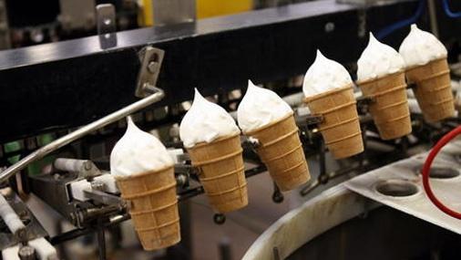 тенженция рынка мороженого
