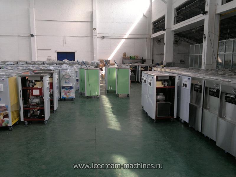 оборудование для мороженого