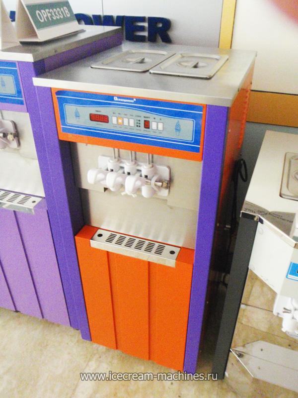 фризеры для мороженого