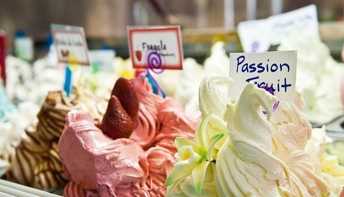 фестивали мороженого