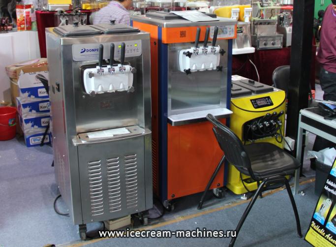 фризеры для мороженого донпер